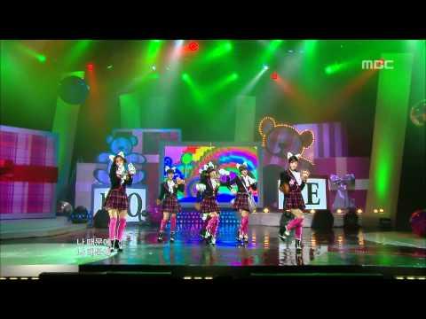 T-ARA這首「Bo Peep Bo Peep」是在2009年底時推出的歌曲,招財貓的舞蹈動作配上洗腦的歌詞,讓她們人氣大漲! 即使過了那麼多年,提到Bo Peep Bo Peep的時候,立刻就有旋律在腦中浮現!