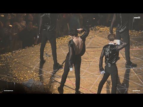 # VIXX - LEO 這個服裝設計也太犯規了吧!突然覺得被LEO背對的粉絲好像很幸福啊~