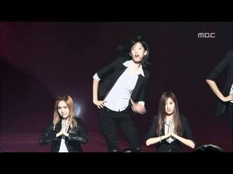 在sorry sorry數不清的cover舞台中,少女時代跳的版本更是經典之一!