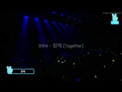 另外一位要說到的就是前陣子隊長-振永及成員-Baro宣布和公司不續約,但團體不解散的B1A4主唱-燦多,他們的一直都很好聽,小編真的很喜歡這首Together,寫給粉絲的歌真的很好哭阿ㅠㅠㅠ