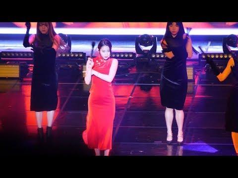 最後就是在演唱會上以貼身旗袍登場的超性感舞蹈!真的美到令人無法呼吸阿ㅠㅠ