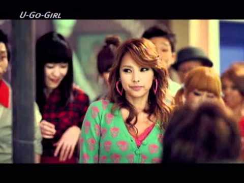 #李孝利-《U-Go-Girl》 大家熟知的孝利姊姊可不是只會開民宿的~當年性感的代名詞就是李孝利,這首《U-Go-Girl》真的紅遍韓國~
