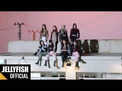 希望大家多多關注超有潛力的gugudan~一起為美娜的活躍應援~最後,一起來欣賞gugudan的新歌MV《Not That Type》~
