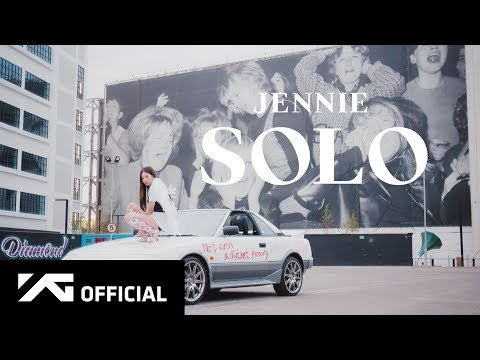 *點擊觀看Jennie<SOLO>MV