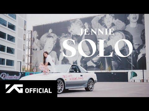 *點此觀看MV →JENNIE《SOLO》 這次的新曲也是由YG娛樂的王牌製作人Teddy製作,大家覺得適合JENNIE嗎?