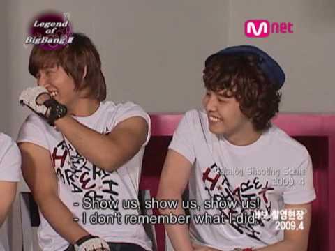 一起來看看2009年BIGBANG的訪問~天啊~2009的GD是Q毛耶~跟現在酷酷帥帥的感覺好不一樣~ ★問候在影片中最後