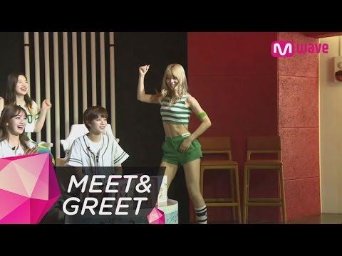 MOMO有力道的舞姿跳起男團舞就是帥氣~影片1:09開始是MOMO版本的EXO《CALL ME BABY》& GOT7《If you do》~~