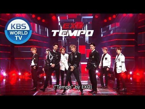 讓我們邊看《Tempo》的舞台,邊期待下一波的概念照跟新歌吧♥