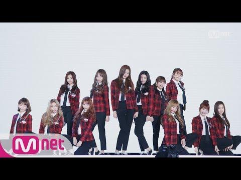 後輩女團 IZ*ONE 則表演了 Wanna One 的出道專輯主打<Energitic>,男團則是由Stray Kids表演TWICE的出道主打<Like OOH-AHH>