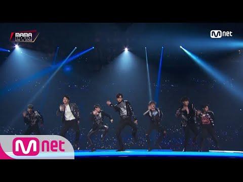 讓現場氣氛嗨到最高的則是由MONSTA X 與 GOT7 合作帶來 BIGBANG 的經典歌曲<FANTASTIC BABY>,表演也是超級精彩!