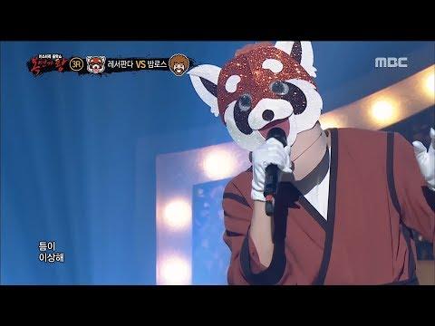 「小熊貓」河成雲演唱了三首歌曲,Rumble Fish的<Eurachacha>、NELL的<To get farther away>還有金範洙的<Appear>。