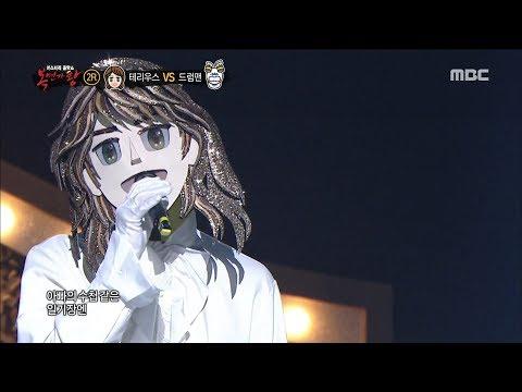 「陶斯」黃旼炫演唱了Clazziquai的<Romeo N Juliet>、hyukoh的<Comes And Goes>,可惜沒有聽到第三首歌就揭開面具了ㅠㅠ