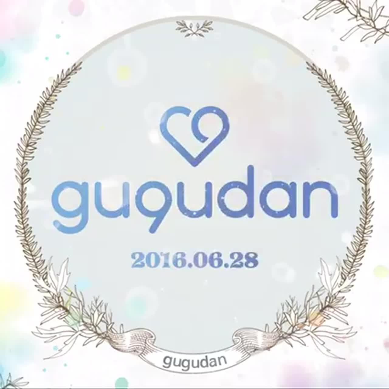 6月19日,gugudan的Facebook專頁也公開了gugudan的出道日程表,大家是不是跟小編一樣到28日以前每天都很期待阿~