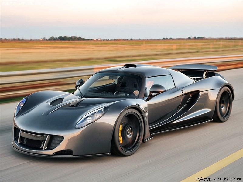 軒尼詩毒蛇GT (Hennessey Venom GT) 60mph(96kmh)加速時間2.4秒!!! 與布加迪威龍不相上下, 只是推出時間於布加迪晚一些, 售價100萬美元!! 限量20輛!!!