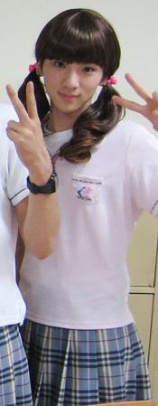 SHINee Key 感覺是學生時代班長類的長相