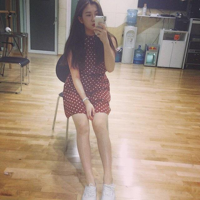 "JYP的""天才少女"""