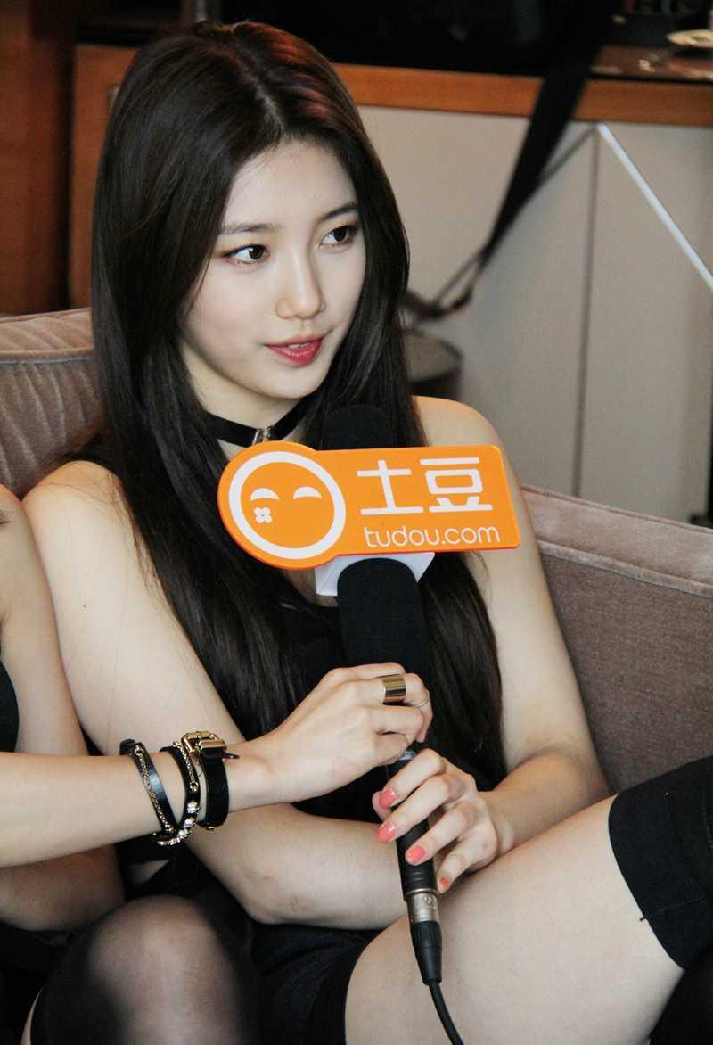 像JYP旗下成功的案例~ MISS A的秀智