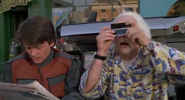至於電影裡的微型照相機