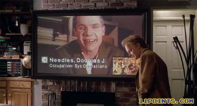 至於超大型的電視螢幕...