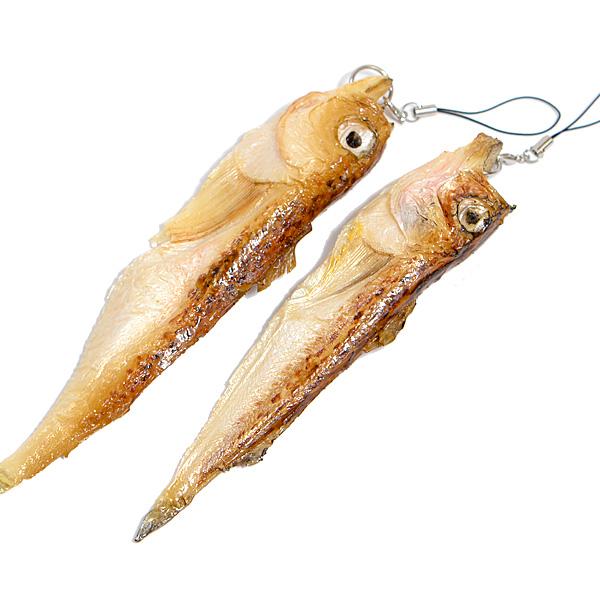 光看圖~ 鼻子就飄來了乾扁鹹魚的味道XD