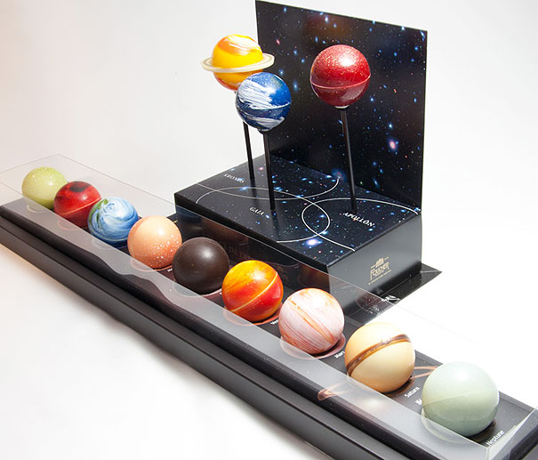 3.行星巧克力