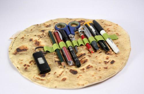 今晚的菜單就決定是墨西哥捲餅吧!!