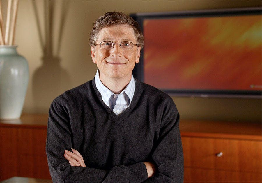 他的個人資產淨值為 792 億美元 21年中,是第16次奪下全球首富的寶座