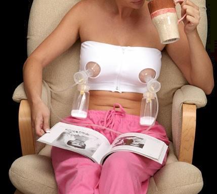 在嬰兒時期常喝的母乳 有傳言說母乳對成人也是有好處 因此就有人在網路上販賣母乳 而且還真的有人購買