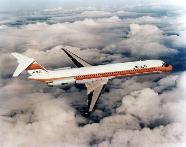 以下的大部分照片都來自於 擁有66年歷史的美國太平洋西南航空公司