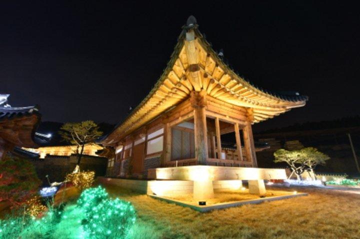 3.日山韓屋村 : 以光之盛典出名的,位於日山的韓屋村