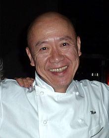 發明這個甜點的是日本主廚高山雅氏 他還在紐約曼哈頓擁有三星級日本壽司餐廳