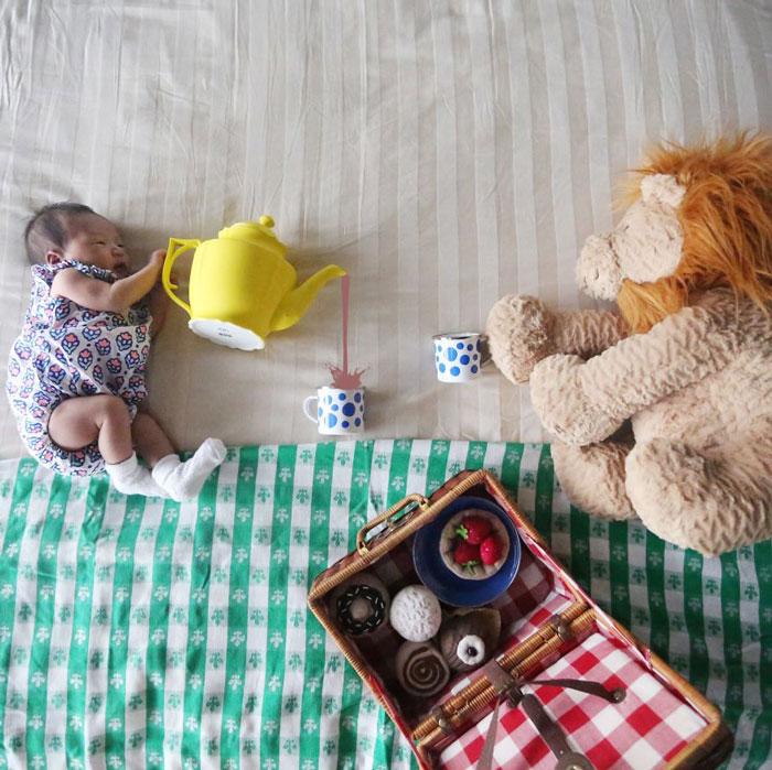 #. 與小獅子的野餐