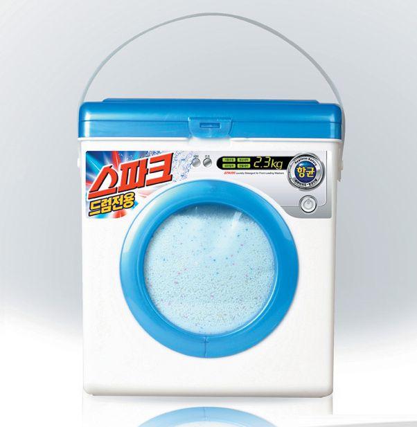 10. 洗衣粉