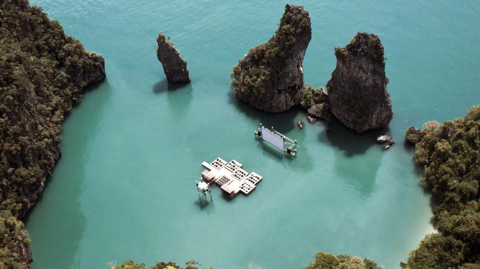 #1 泰國遙諾 群島影院