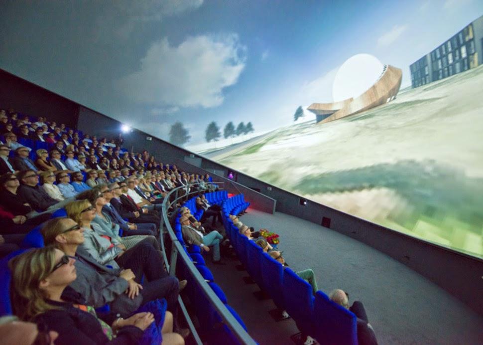#6 荷蘭 超視覺影院