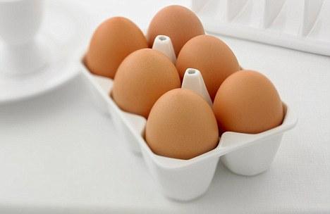 #2 雞蛋 雞蛋在過了保鮮期3周之內仍可食用