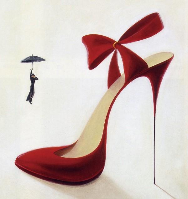 鞋子再美再漂亮 中國傳統不愛送情人鞋,因為怕對方跟人跑了 但現代人比較少遵從這個禁忌  倒要是你真的想跟女友分手 送以下鞋子,對方應該懂了些什麼吧?