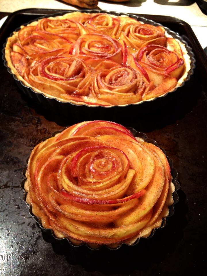 瞧瞧~是不是看起來像超高級品種的玫瑰花啊♡
