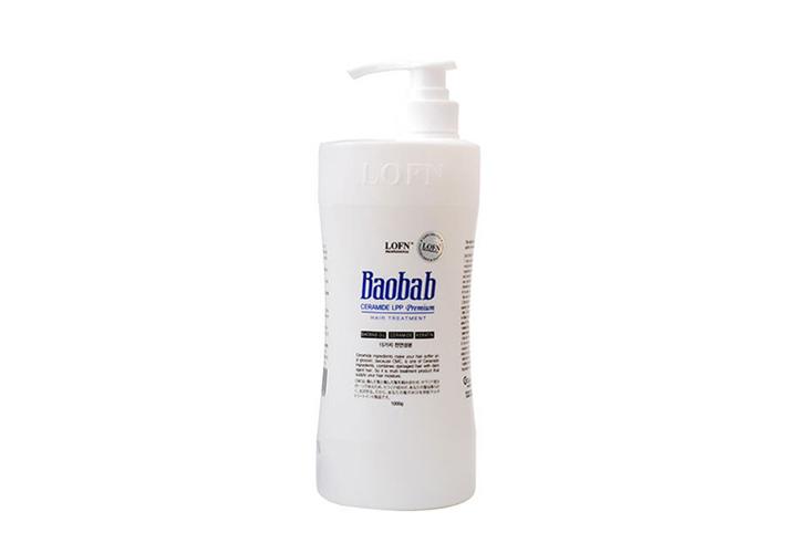 Baobab LPP護髮膜 (LOFN/ 1000ml/ 約台幣380元) —— 雖然單價偏高,偶爾有促銷活動時,也可以挺實惠的價錢入手, 是其他推薦產品的五倍容量唷~!計算起來,其實也是頗實惠的! 以LPP蛋白質為主成份,網上可以找到許多推薦文唷!