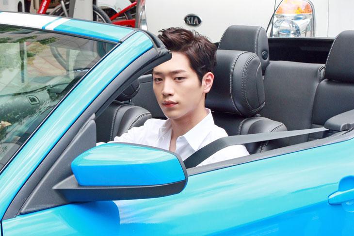開車開得很好的...我男人!!!
