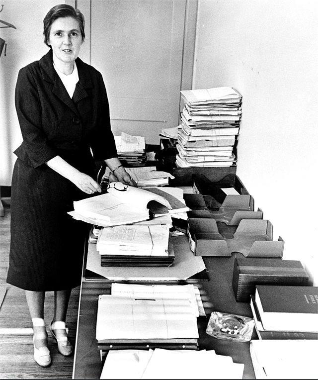 1957年,聯邦德國藥廠Chemie Grünenthal發明了一種叫「沙利竇邁」的藥, 風靡歐洲、非洲、澳大利亞和拉丁美洲, 作為一種「沒有任何副作用的抗妊娠反應藥物」,成為「孕婦的理想選擇」。  這種藥在1960年,向美國FDA提出上市銷售的申請, 當時剛到FDA任職的凱爾西負責審批該項申請。