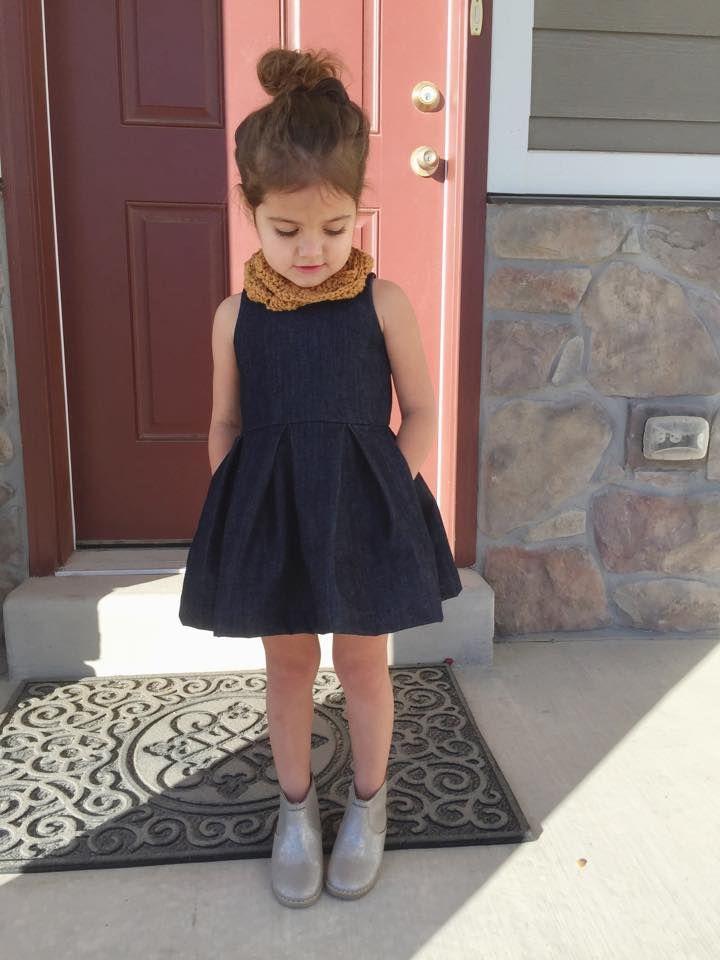 女孩兒一定要有的洋裝! 果然是最棒的LOOK(讚)