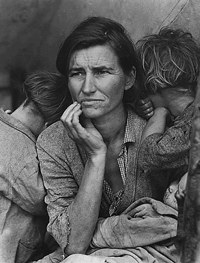 華麗的1920年代的尾聲,1929年10月24日! 誰都預想不到的,帶給美國人巨大絕望的事件,就這樣發生了!