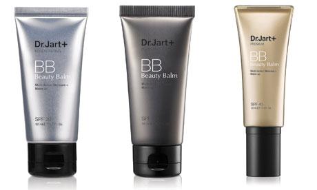 #Dr Jart+  是韓國BB Cream中的星級品牌,深受韓國明星愛戴, 同時以韓國皮膚科權威醫生研發作為賣點, 產品強調對肌膚的醫治及修護,特別是使用後皮膚的美白及修護情況。
