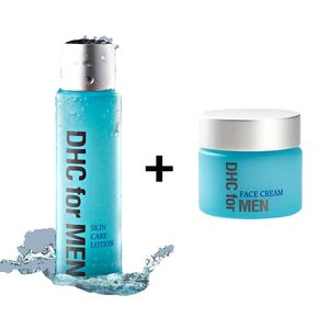 #DHC for men 日本通信銷售No.1化妝品,主要致力打造天然、溫和的護膚、彩妝及食品。