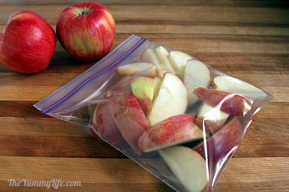 特別是蘋果心的部分, 手切常常都會浪費掉很多果肉, 有了這個就可以一點都不浪費的吃蘋果摟~