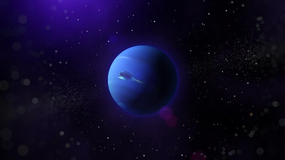 八號候選人—海王星(Neptune)   像海洋般深藍,充滿療癒感的這位行星小姐, 以羅馬神話中的海神之名「尼普頓」命名! 是不是超符合她的形象啊?