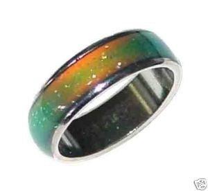 10. 體溫戒指 隨著體溫會變色的戒指, 想當年.....擁有這個戒指的話可是出盡鋒頭呢!!!!! 人人都想擁有~就跟魔戒沒兩樣XDDDD