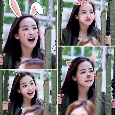 出生於中國山東省青島市的她, 不覺得跟我們印象中的中國美女的感覺不太像嗎?