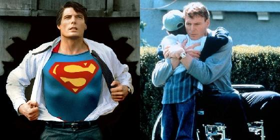 5.《超人》克里斯多夫李維 克里斯多夫李維可說是影迷心中,最經典的《超人》。雖然在1995年的意外中癱瘓,但也因此促使他創立基金會,專門研究脊椎治療。雖然他已經離開人世,但他的基金會及他的精神將會長存。